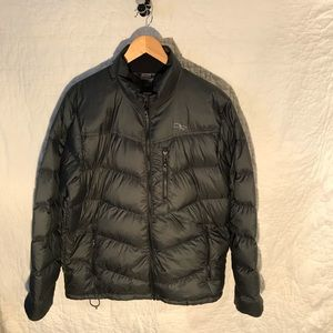 Outdoor Research Quilted Down Jacket (XL)